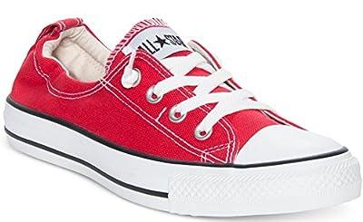 Converse Chuck Taylor All Star Shoreline Varsity Red Lace-Up Sneaker - 5 B(M) US Women / 3 D(M) US Men