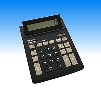 XL Taschenrechner Tischrechner Büro Rechenmaschine Rechner Schulrechner Solar