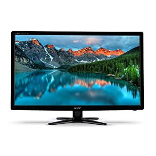 Acer G246HL Abd 24-Inch Screen LED-Lit Monitor, Black