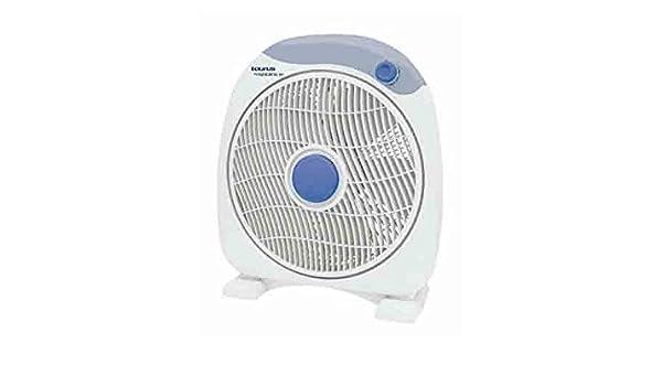 Taurus - Ventilador Box Fan,Tropicano 3V, 3 Veloc, 50W, Asa De ...