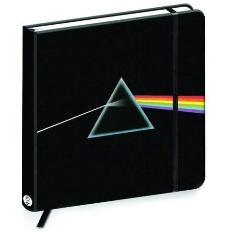 Official Pink Floyd - Dark Side Of The Moon - Hardback Notebook / Journal (192 pages)