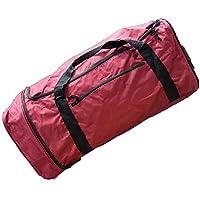 Boltina foldable travel duffle bag on wheels