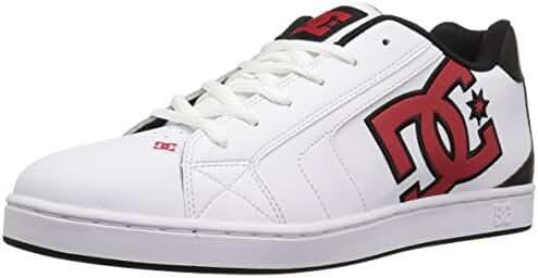 DC Men's Net Lace-Up Shoe