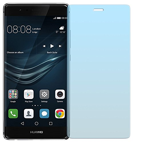 Huawei P9 Lite Screen Protector, NEVEQ Premium Tempered Glass Screen Protector for Huawei P9 Lite (5.2 in) Display.