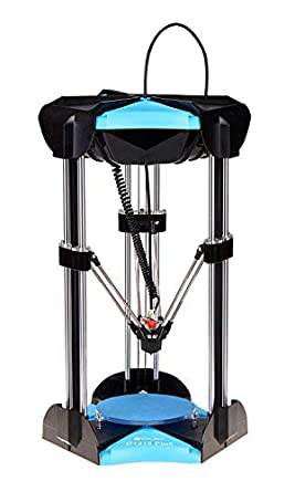 Black Friday Promotion! Print-Rite CoLiDo Delta 3D Printer Kossel Kit D1315 Plus with High Printing Precision of 0.05mm, Compatible with All Filament ...