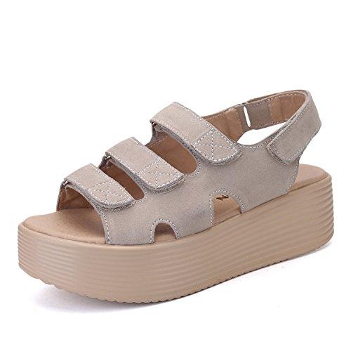 Verano Mujer De Moda Zapatos Outlet Plataforma Sandalias 7ybgf6