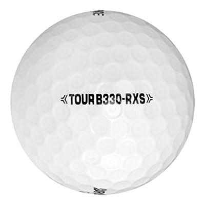 Bridgestone 100 Tour B330-RXS - Value (AAA) Grade - Recycled (Used) Golf Balls