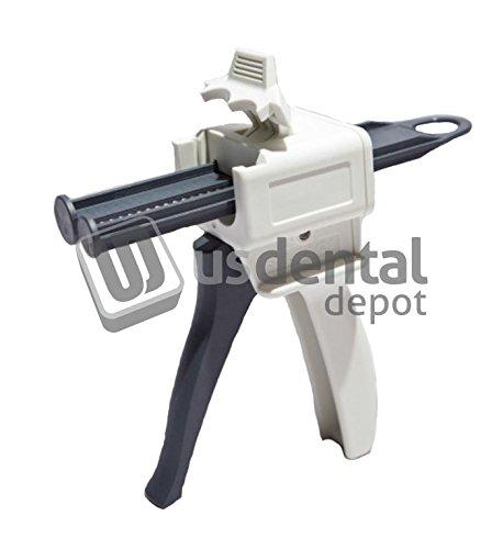 ZHERMACK- Acrytemp Dispenser 4:1 1pk (Dispensing gun) (Impresion material gun dispenser) - Z#C700230 [ automix temporary material provisional bisacrylic resina bisacril 114832 DENMED Wholesale