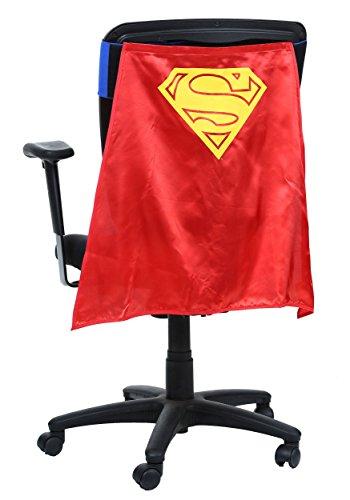 Entertainment Earth Distribution Superman Silver Age Chair Cape