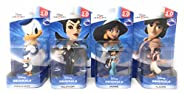 Disney Infinity 2.0 : Disney Originals Series Maleficent, Donald Duck, Jasmine & Aladdin (2.0 Series) - Not Machine Specific