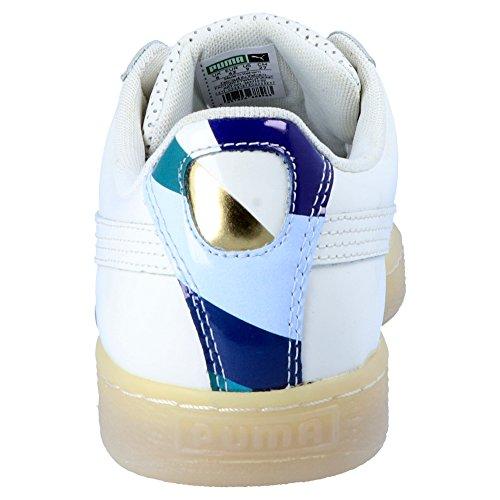 Basket Whisper x PUMA White CAREAUX Puma w4zTRZqtcz