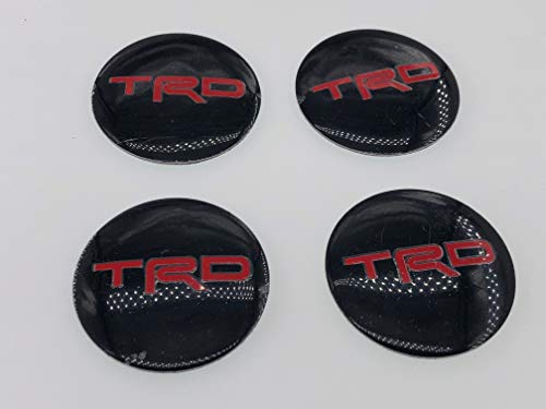 trd wheels center cap - 6