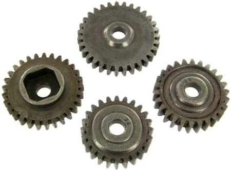 B00E5L1K72 Redcat Racing Steel Gear Set (29T/31T/26T/24T) Vehicle 41wh4CS1emL