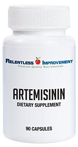 Relentless Improvement Artemisinin