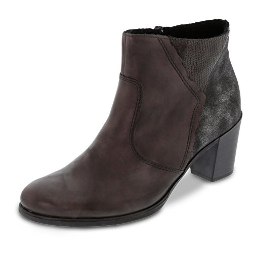 Bottines Olga grises Gris