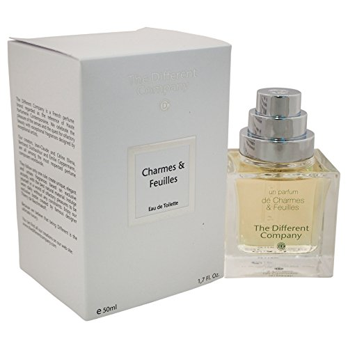(The Different Company Charmes and Feuilles Women's Eau de Toilette Spray, 1.7 Ounce )