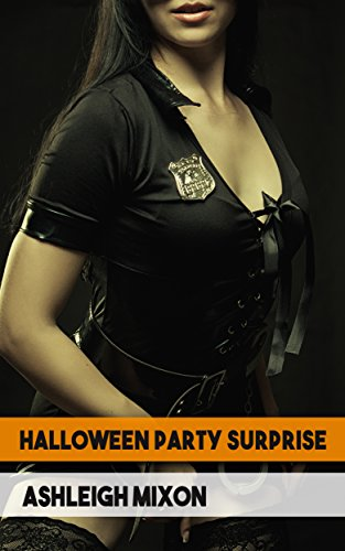 Halloween Party Surprise: First Time Lesbian Swinger Erotica