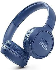 Fone de Ouvido Bluetooth JBL Tune 510BT Pure Bass Azul - JBLT510BTBLU