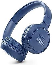 Fone de ouvido on ear JBLT510BTBLU