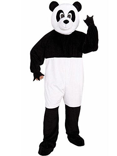 Forum Novelties Unisex Adult Panda Mascot -