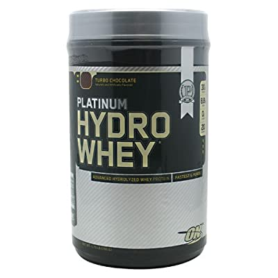 Optimum Nutrition Platinum Hydro Whey from Optimum Nutrition - NutWell