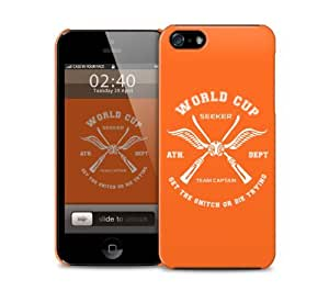 seeker world cup orange iPhone 5 / 5S protective case