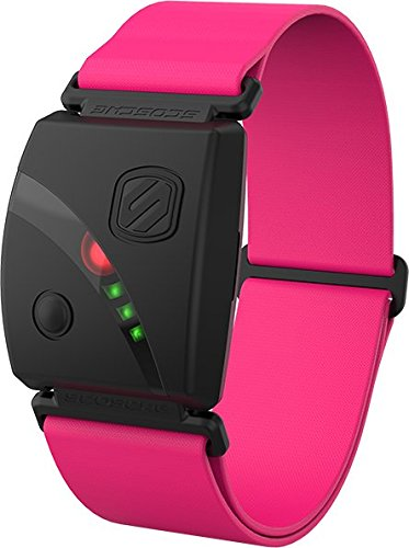 Scosche Rhythm24 - Waterproof Armband Heart Rate Monitor - Pink by Scosche (Image #10)