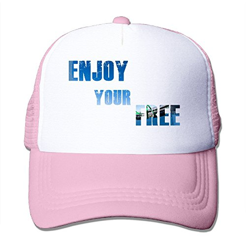 Custom Unisex Two-toned Enjoy Your Free Basketball Hat Caps - Lululemon Custom Jackets