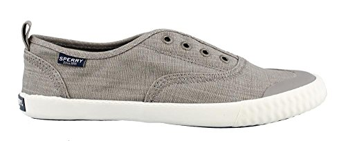Paul Sperry Sayel Clew Diamant Sneaker Taupe