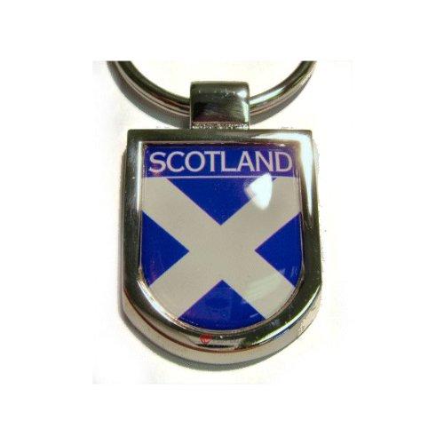 新着 Keyring Keyring Scotland Saltire B007OA970I Shield Scotland B007OA970I, 津久井郡:1c8feed3 --- yelica.com