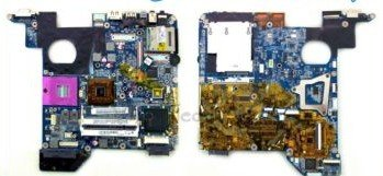 (Toshiba Satellite M305 Motherboard Assembly Part# A000028560)