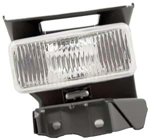 OE Replacement Ford Explorer Passenger Side Fog Light Assemblyy (Partslink Number FO2593112)