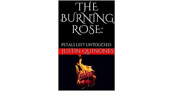 The Burning Rose:: petals left untouched