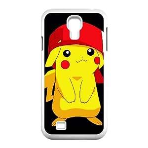 Pikachu Samsung Galaxy S4 9500 Cell Phone Case White g1876742