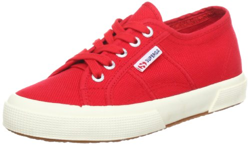 Baskets Acotw 975 red 2790 Adulte Mixte Rouge Superga wE8qPx
