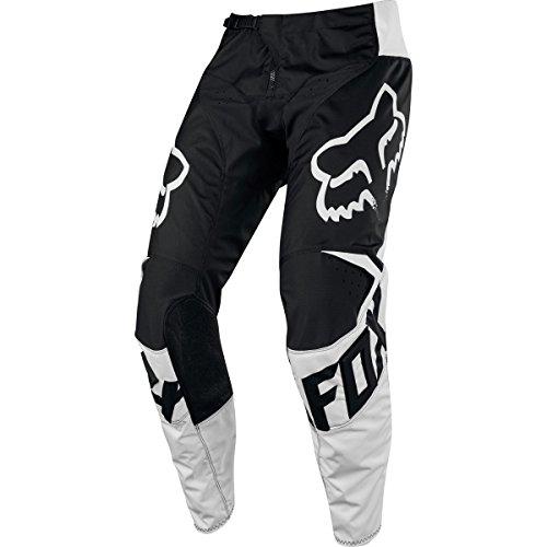 Fox 180 Race Mx Pants (Fox Racing 180 Race Youth Boys Off-Road Pants - Black / 26)