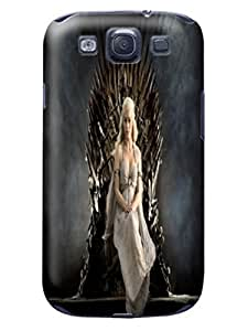Cool Game of Thrones fashionable Series Lightweight Waterproof TPU Protection Case Covers for Samsung Galaxy s3
