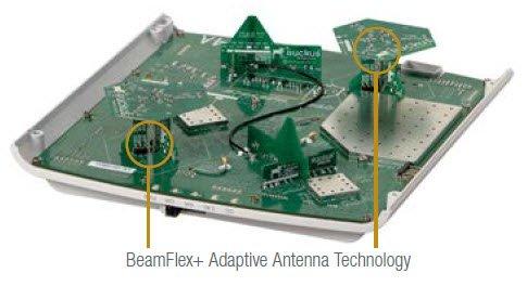 Ruckus Wireless ZoneFlex R710 Dual-Band 802.11ac Wave 2 Access Point (4x4:4 Streams, BeamFlex, Dual Ports, 802.3af PoE, US) 901-R710-US00