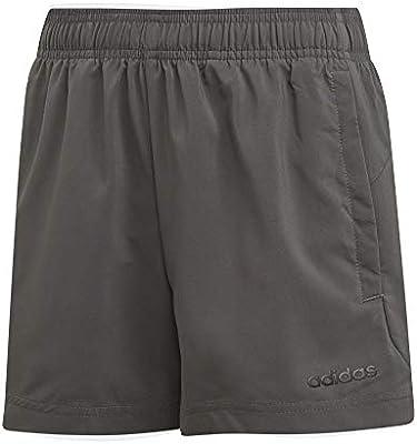 adidas Yb E PLN Ch SH Pantalón Corto, Niños, grisei/Negro, 152 (11/12 años): Amazon.es: Deportes y aire libre
