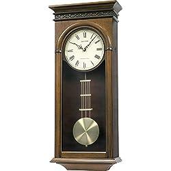 WSM Carlisle Musical - Chiming Wall Clock by Rhythm Clocks