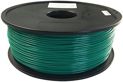 Qidi tecnología oscuro verde ABS 3d filamento impresora: Amazon.es ...