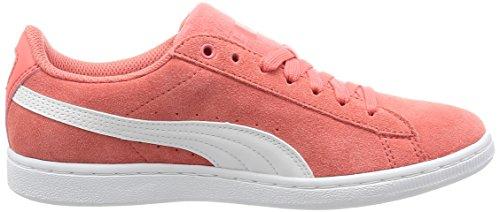 Puma Vikky Nc - 35671413 Bianco-rosa