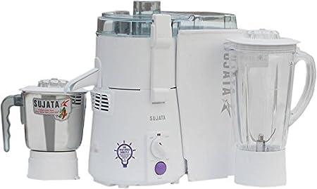 Sujata Powermatic Plus Juicer Mixer Grinder Free Delivery