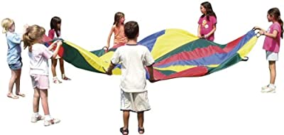Get Ready Kids 12' Play Parachute from Get Ready Kids