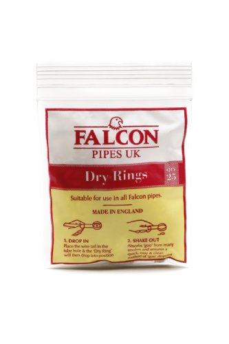 Falcon Rings Pack Tobacco Filters product image