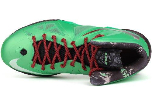 D'entranement Blk Chaussures 10 Rd unvrsty Sportives Lebron fbrglss 18TCEcwqva
