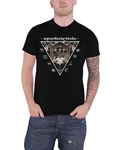 Noir Homme A Step Outsider Circle Officiel Logo Band Shirt Perfect T Thirteenth ffvqPR
