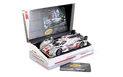 (Slot.it Audi R18 E-tron Quattro Len Mans Winner 2013 #2 Performance Slot Car (1:32 Scale))