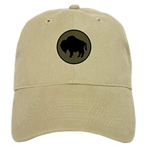 Buffalo Soldiers - Baseball Cap with Adjustable Closure, Unique Printed Baseball - Soldiers Cap Buffalo