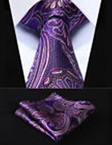 Dream Pole PP923P8S Purple Pink Paisley 3.4